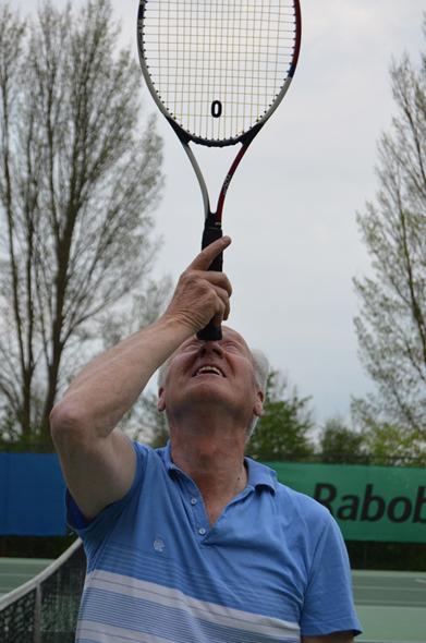 jongleur van de club